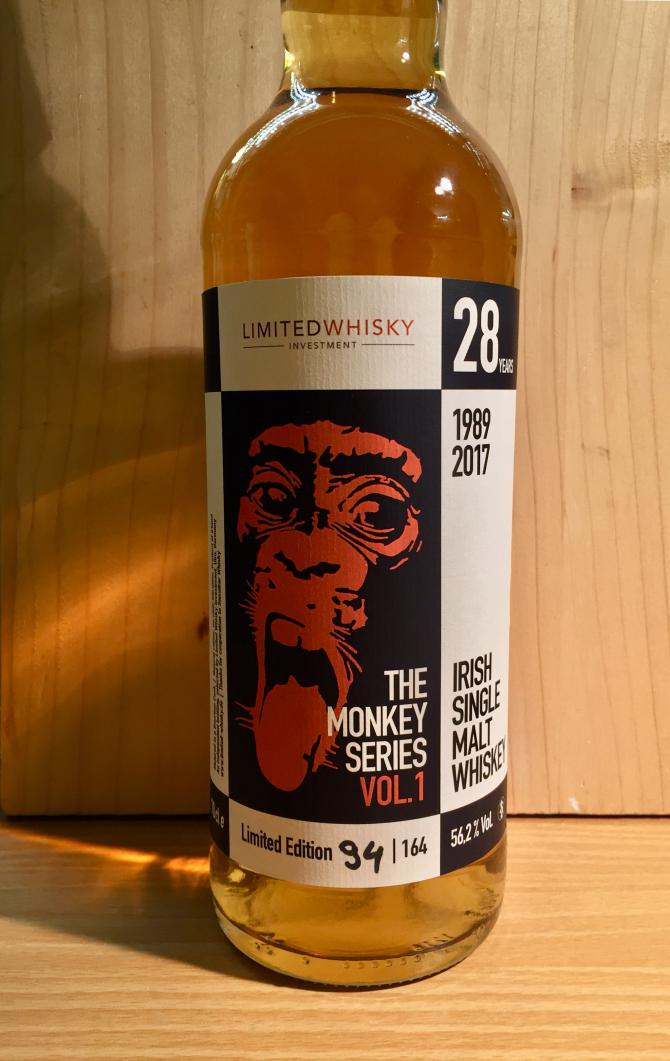Irish Single Malt Whiskey 1989 LWI