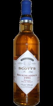 Bruichladdich 1991 Sc