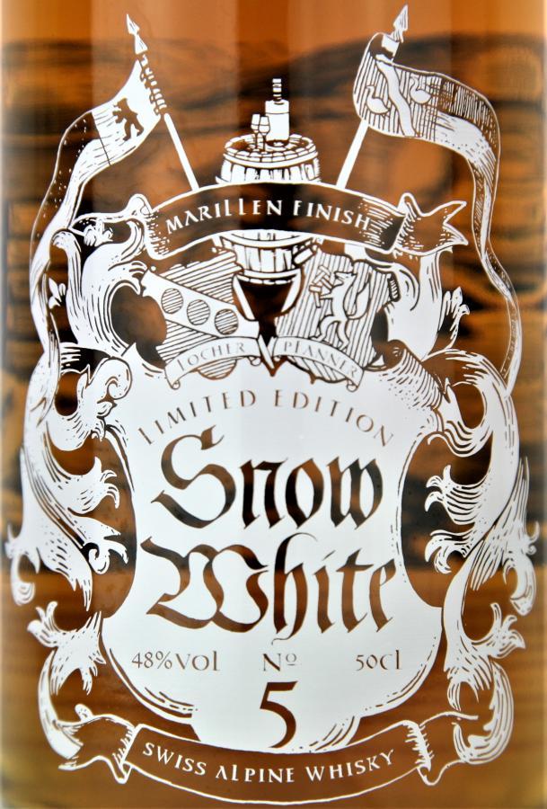 Säntis Malt Snow White No.5