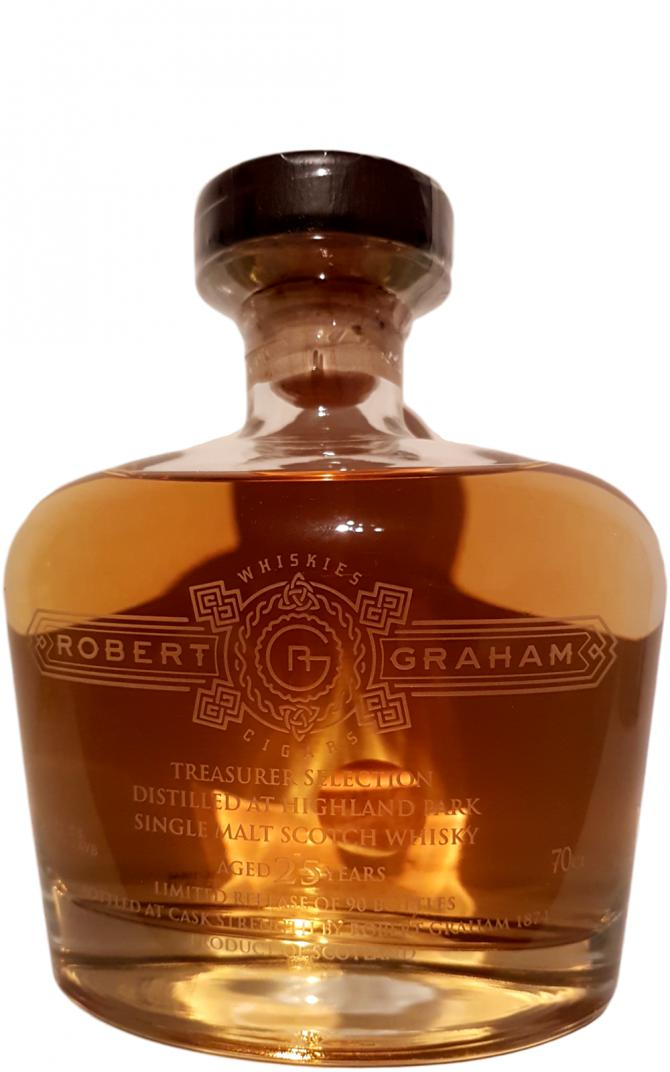 Highland Park 25-year-old RG