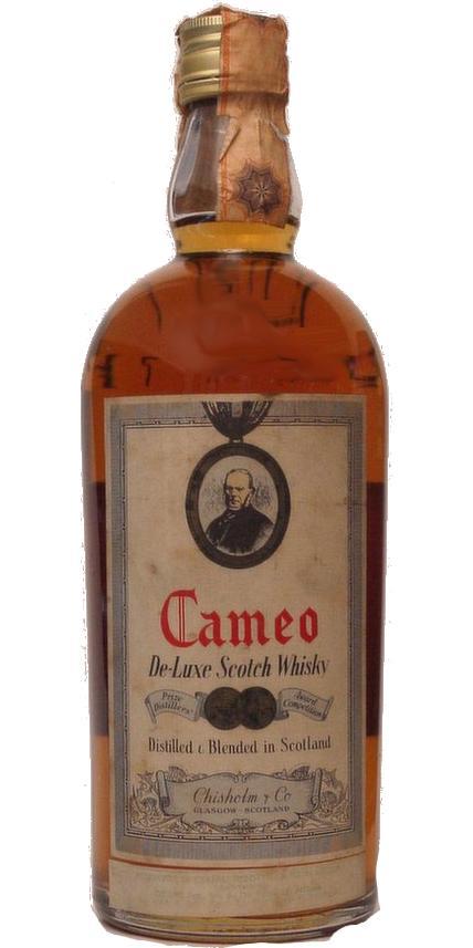 Cameo De-Luxe Scotch Whisky