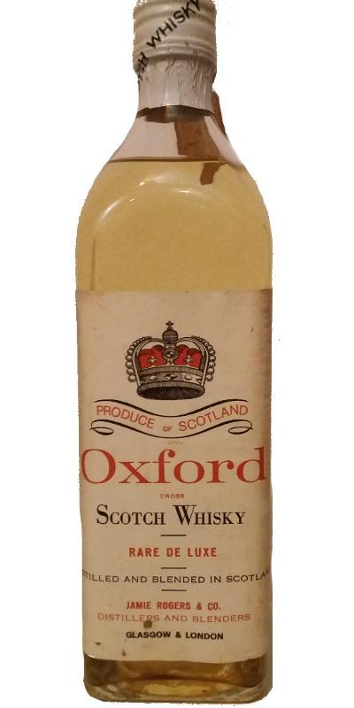Oxford Scotch Whisky