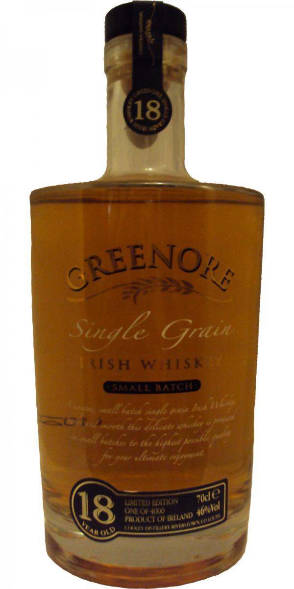 Greenore 18-year-old
