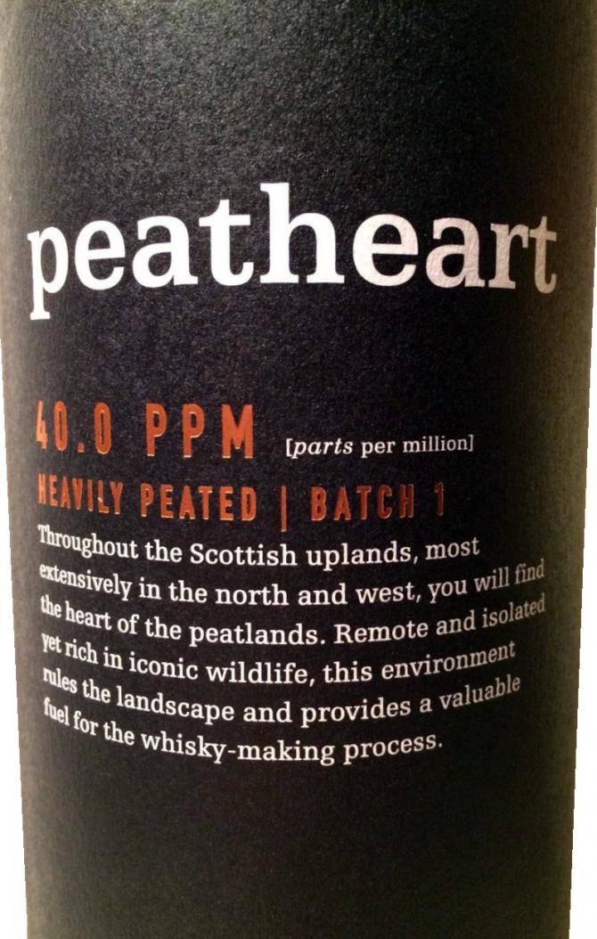 An Cnoc peatheart
