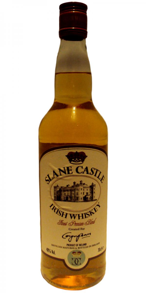 Slane Castle Irish Whiskey
