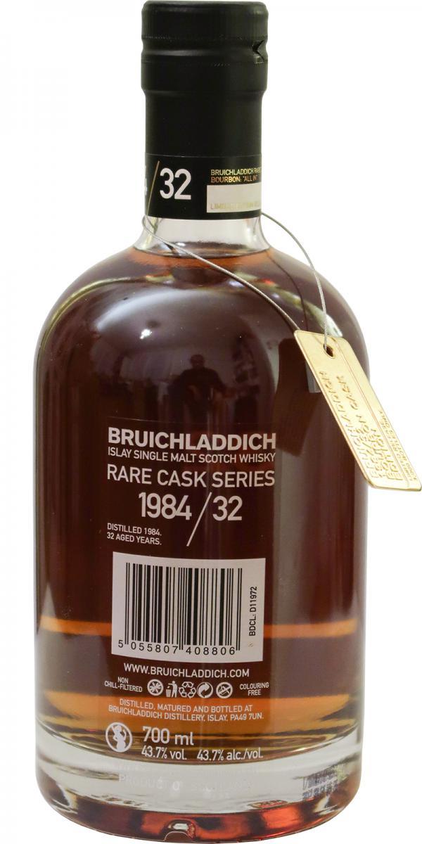Bruichladdich 1984