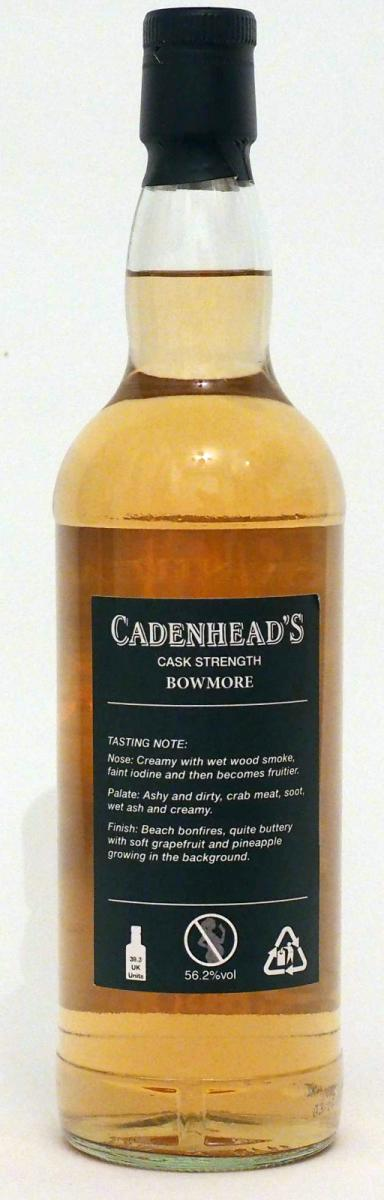 Bowmore 2003 CA