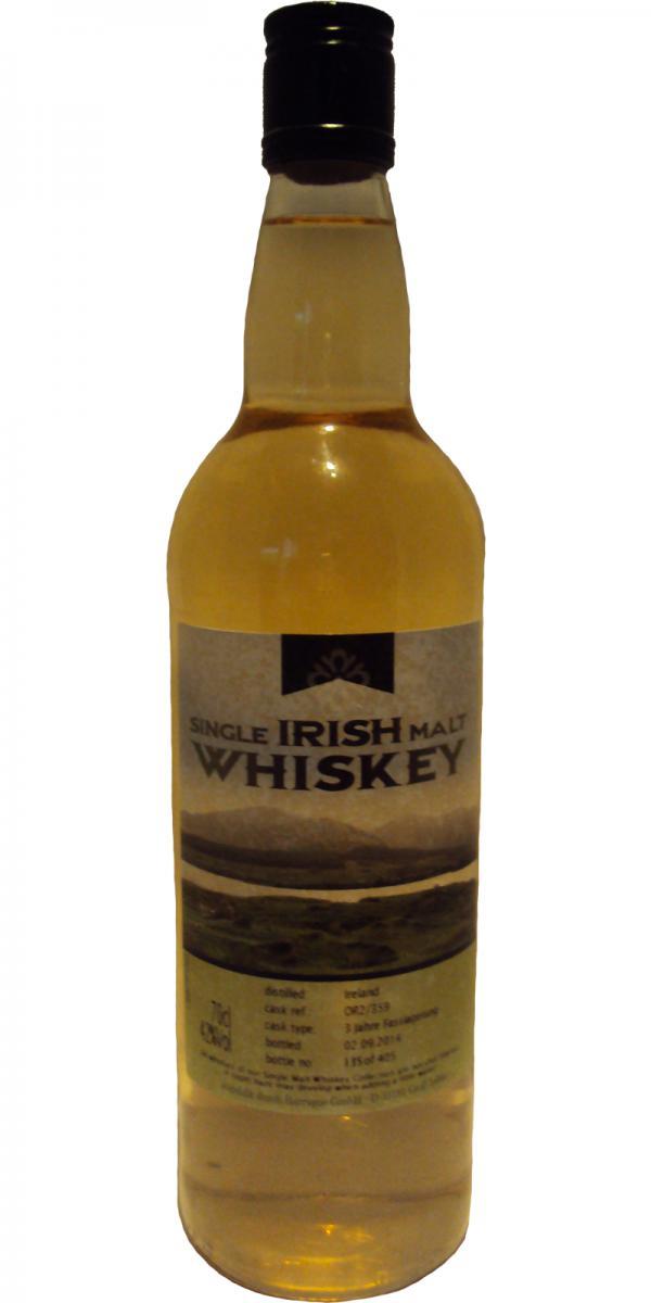 Single Irish Malt 03-year-old Bq