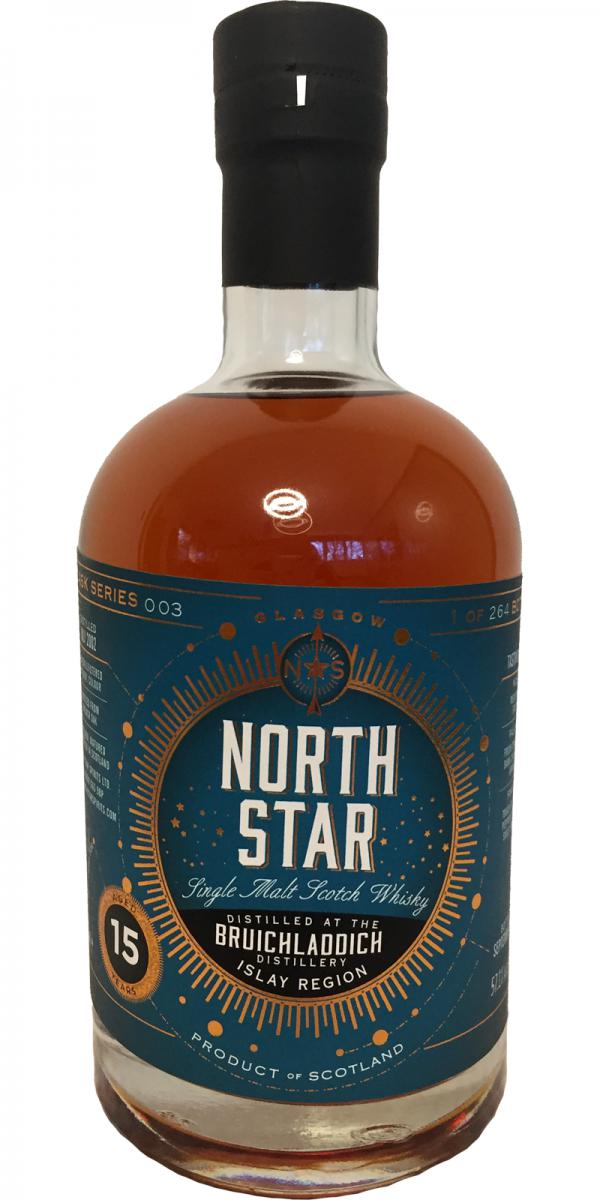 Image result for north star bruichladdich 15