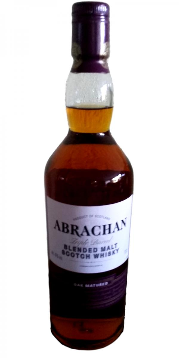 Abrachan Blended Malt Scotch Whisky Cd