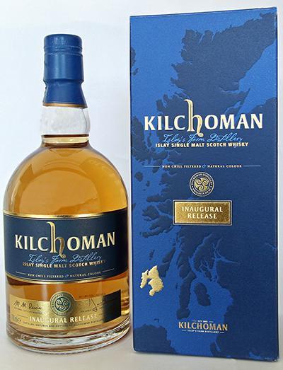 Kilchoman 2009 Inaugural Release