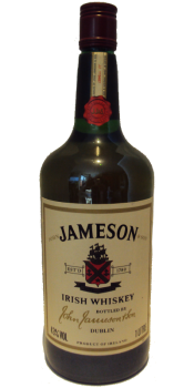 John Jameson & Son Irish Whiskey