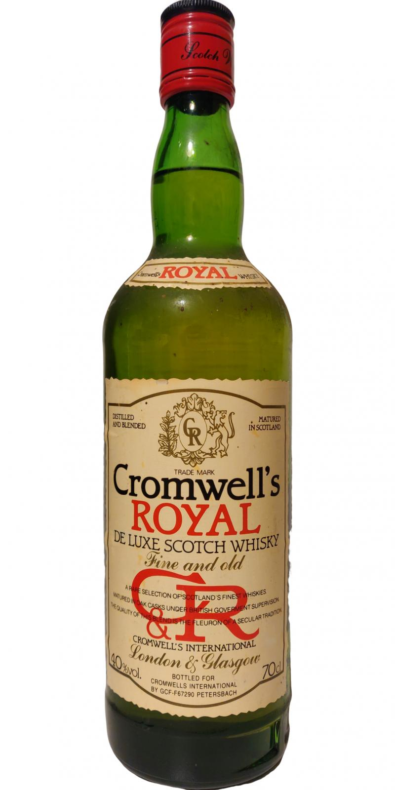 Cromwell's Royal