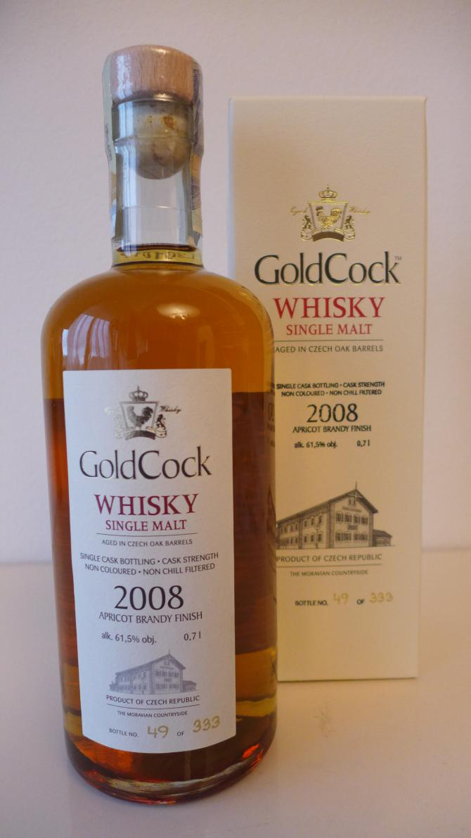 Gold Cock 2008