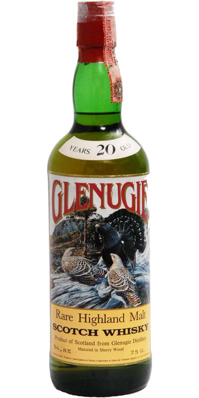 Glenugie 1968 Ses
