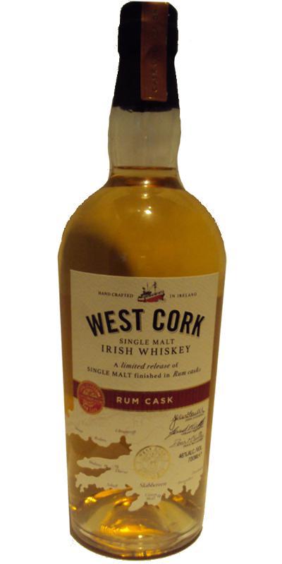 West Cork Rum Cask