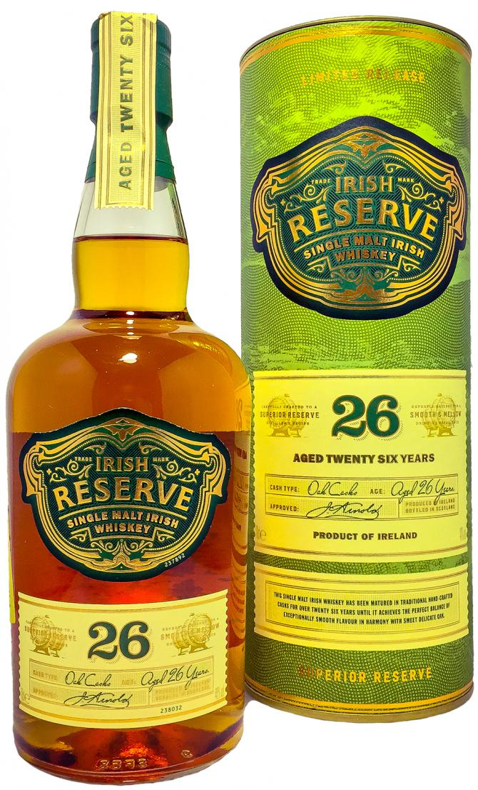 Irish Reserve 26-year-old