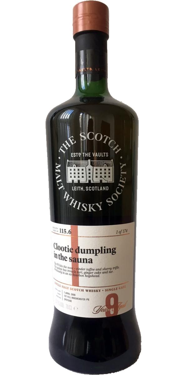 An Cnoc 2008 SMWS 115.6
