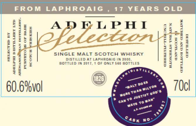 Laphroaig 2000 AD