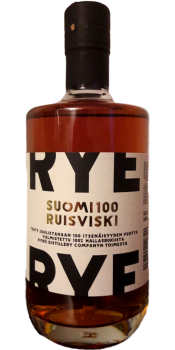 Kyrö Distillery Company Suomi 100 Ruisviski