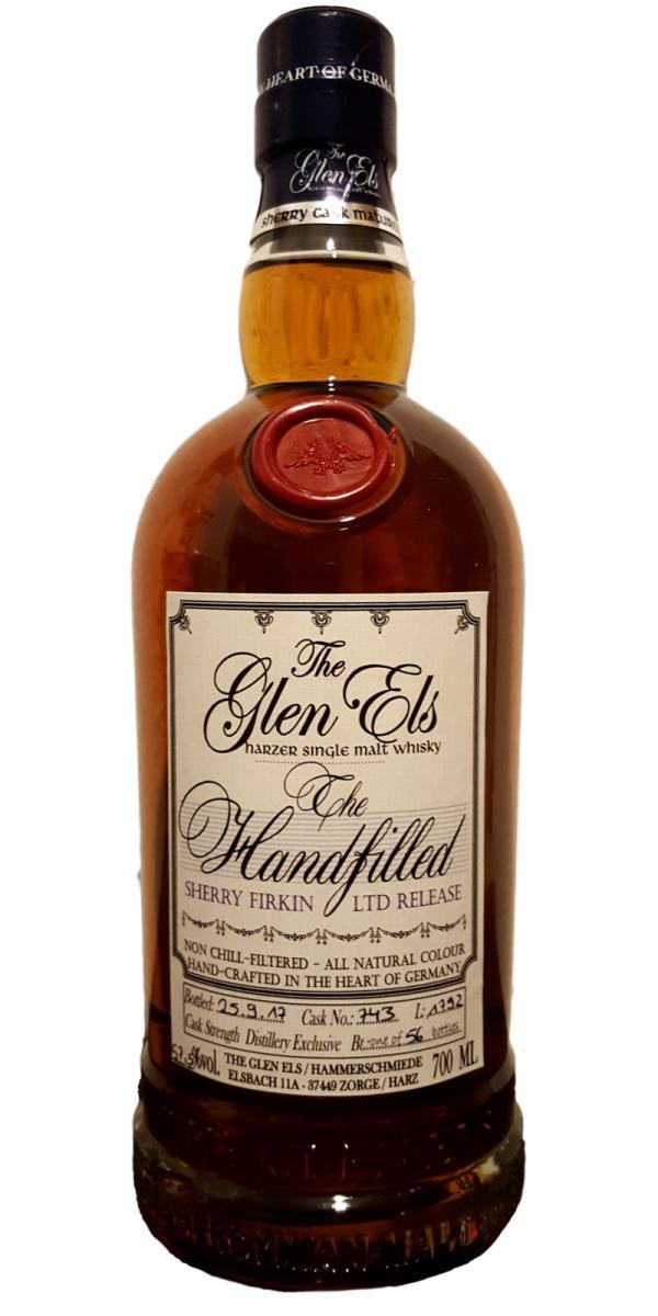 Glen Els The Handfilled