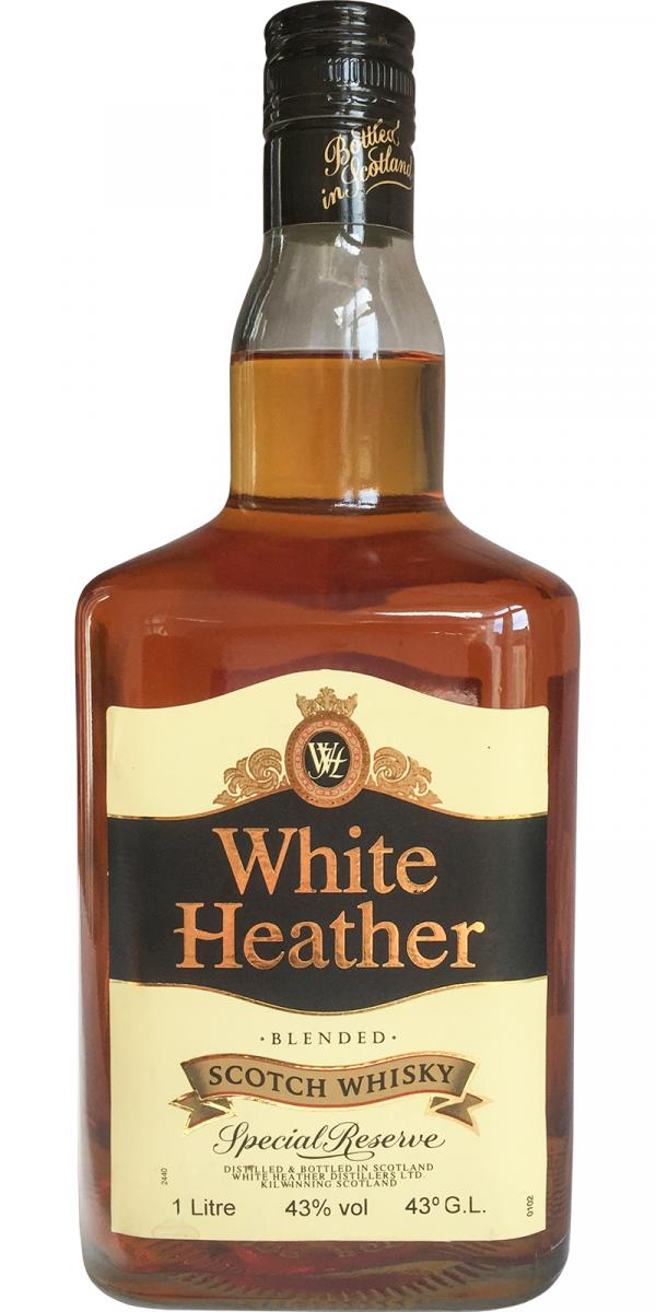 White Heather Blended Scotch Whisky
