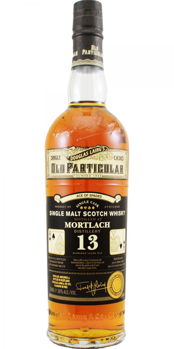 Mortlach 2004 DL