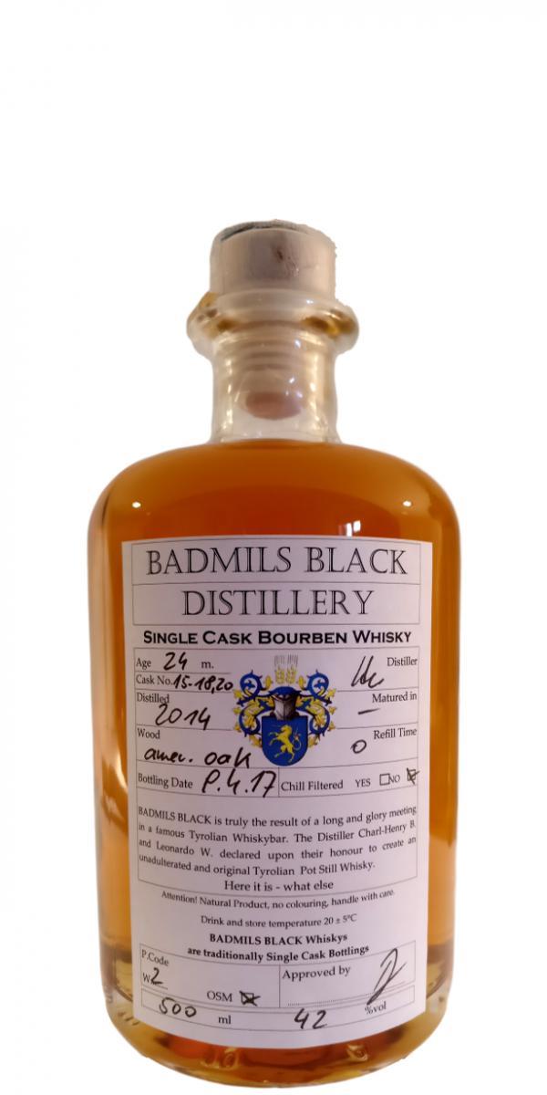 Badmils Black 02-year-old