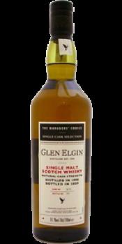 Glen Elgin 1998