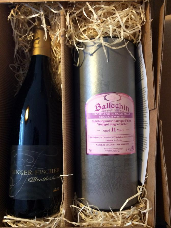 Ballechin 2005
