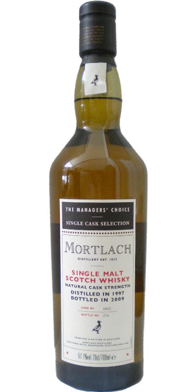 Mortlach 1997