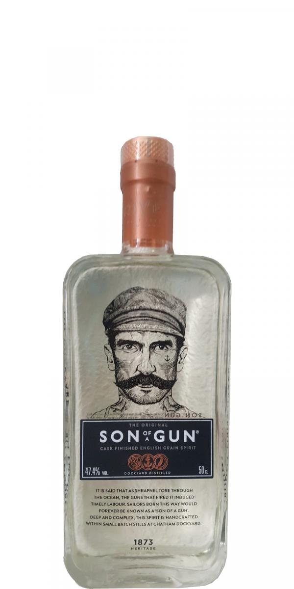 Son of a Gun Cask Finished English Grain Spirit