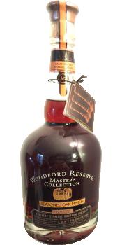Woodford Reserve Seasoned Oak Finish