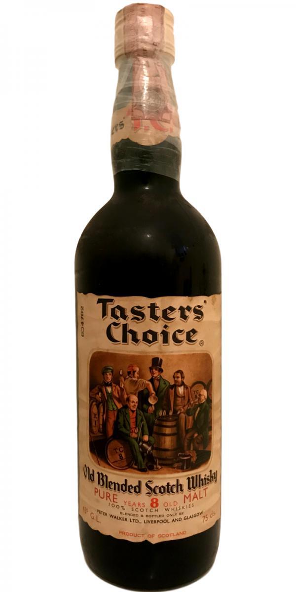 Tasters' Choice 08-year-old PeWa