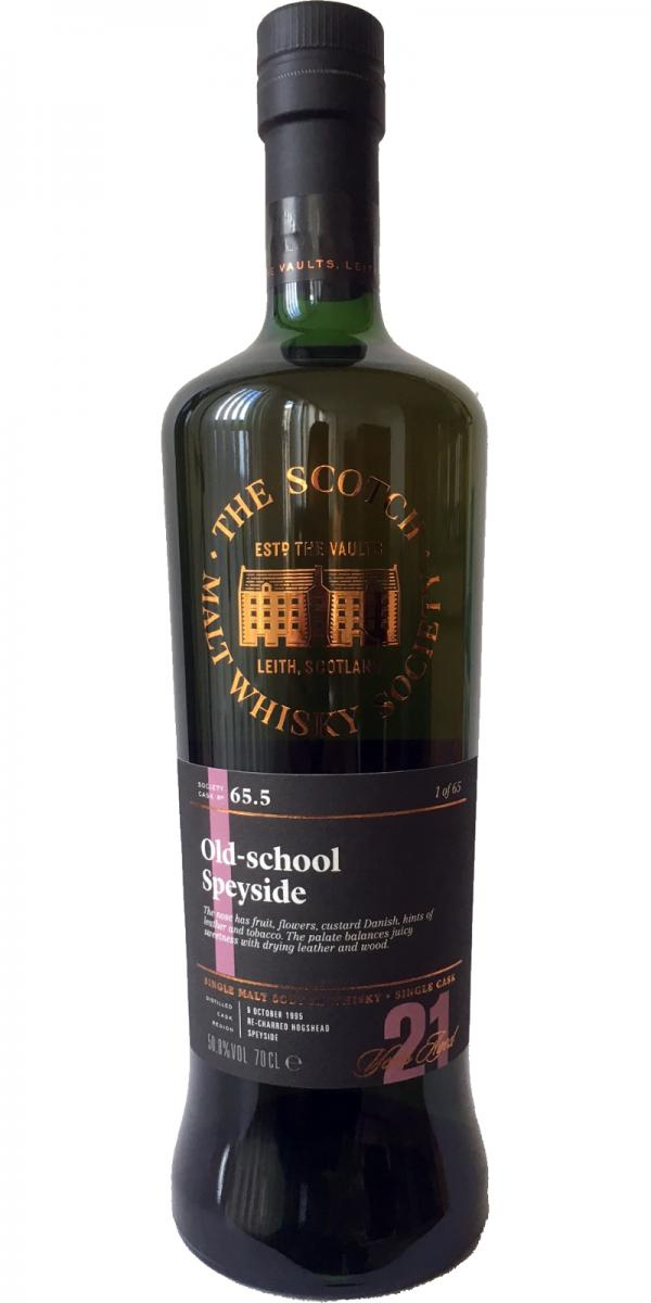 Imperial 1995 SMWS 65.5