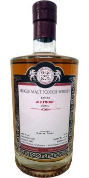 Aultmore 1986 MoS
