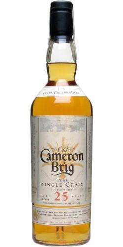 Cameronbridge 25-year-old Cameron Brig