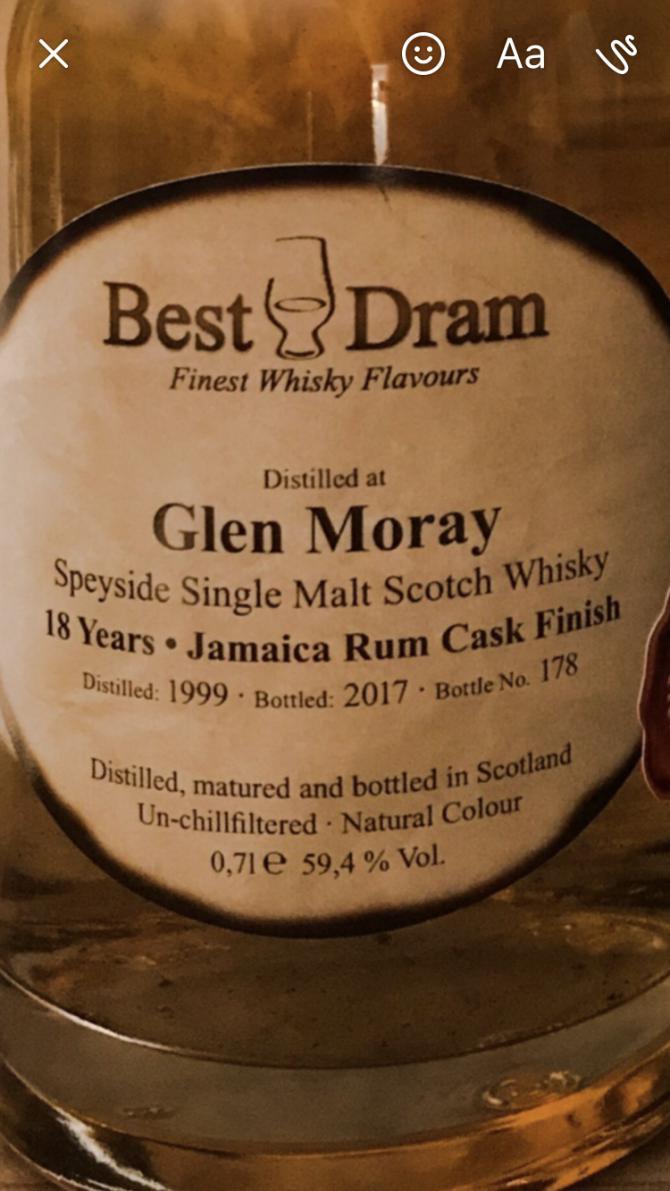 Glen Moray 1999 BD