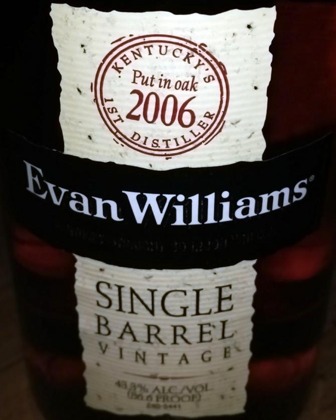 Evan Williams 2006