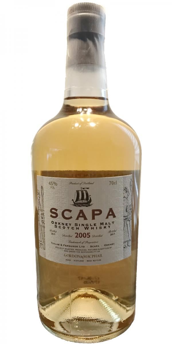 Scapa 2005 GM