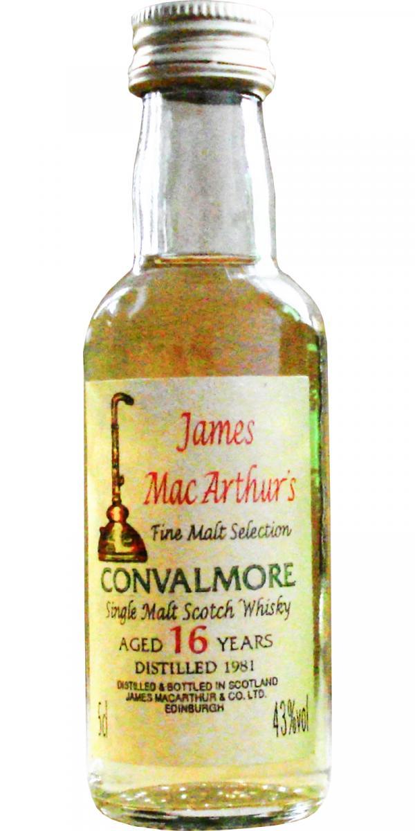 Convalmore 1981 JM