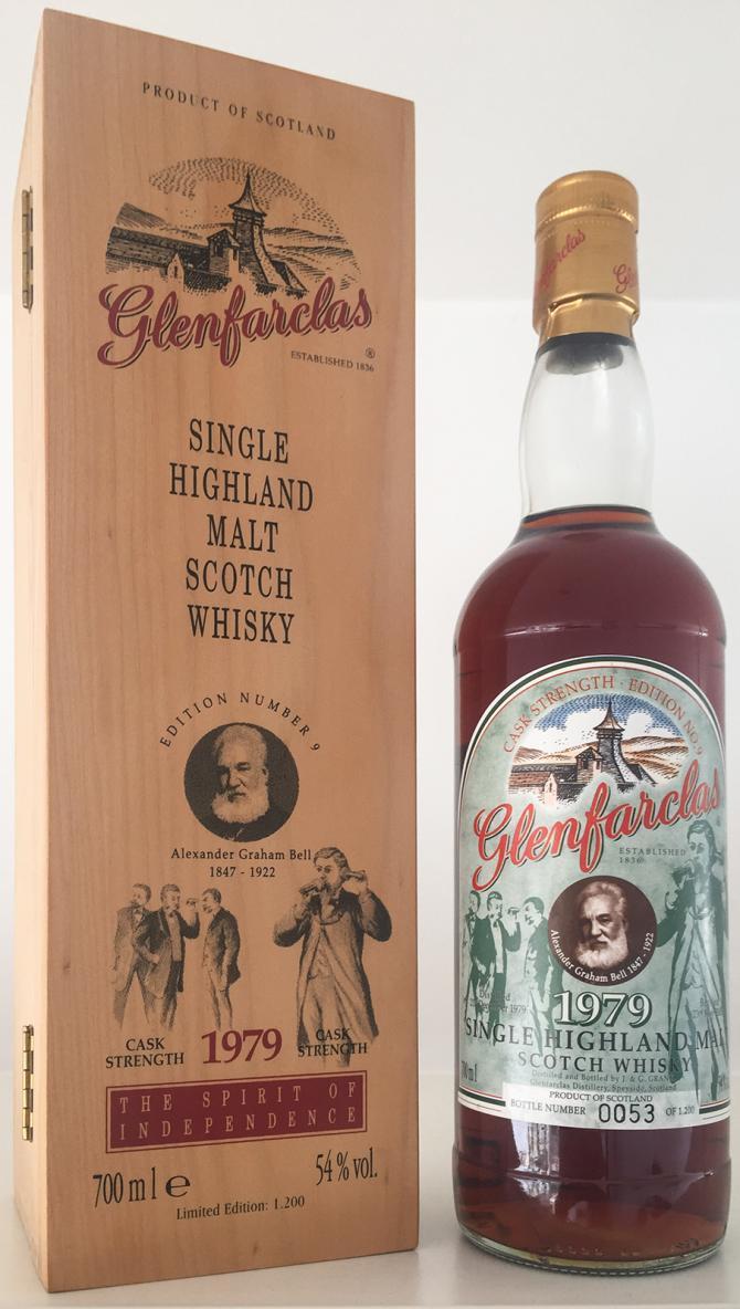 Glenfarclas 1979 Edition N°9