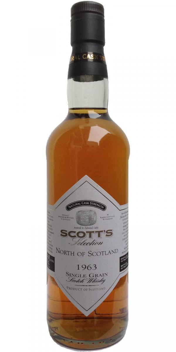 North of Scotland 1963 Sc