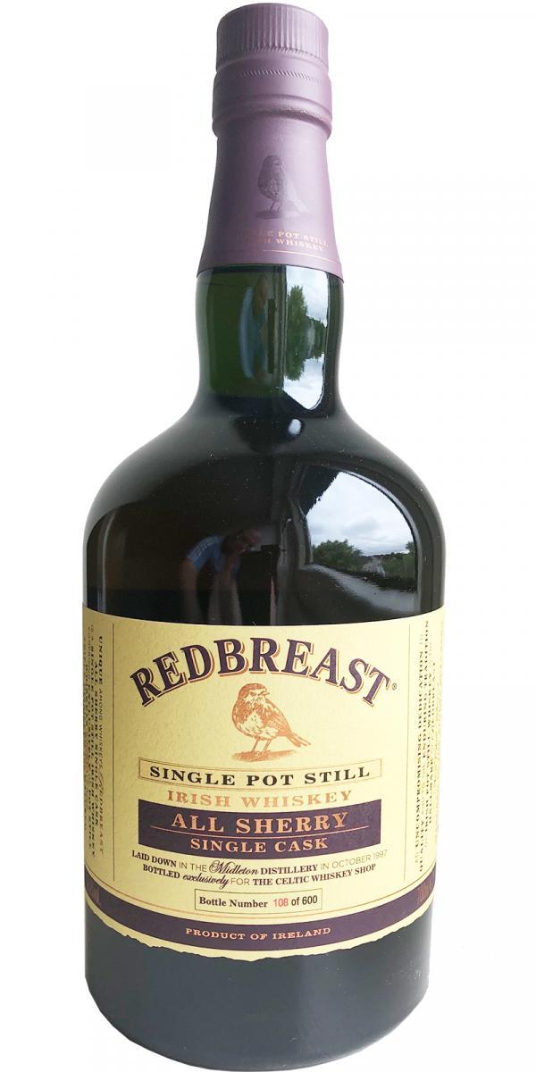 Redbreast 1997