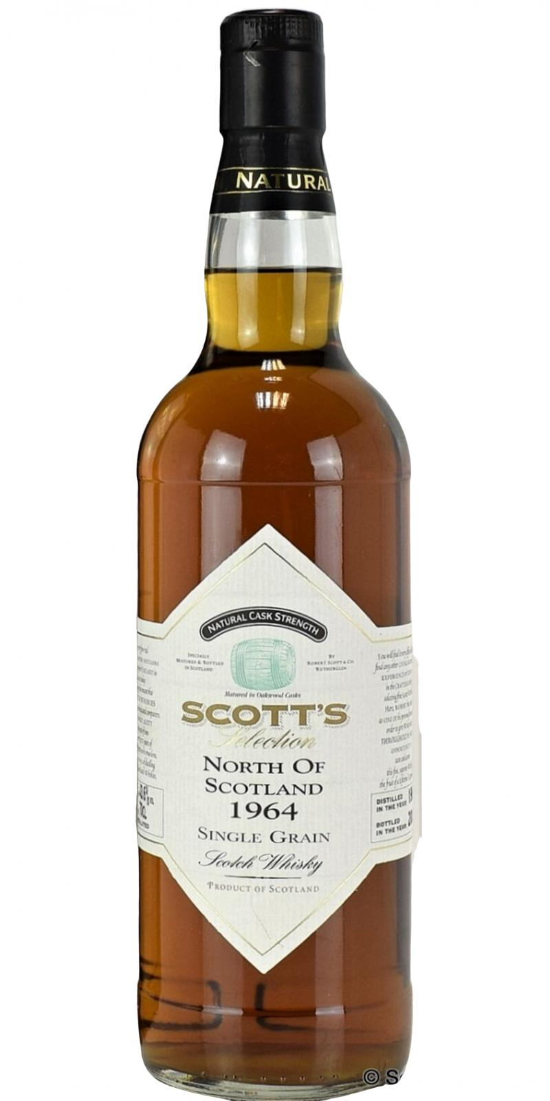 North of Scotland 1964 Sc