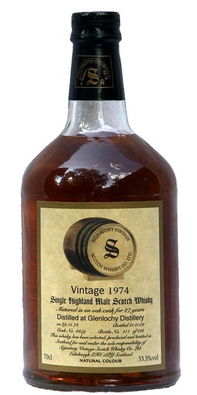 Glenlochy 1974 SV