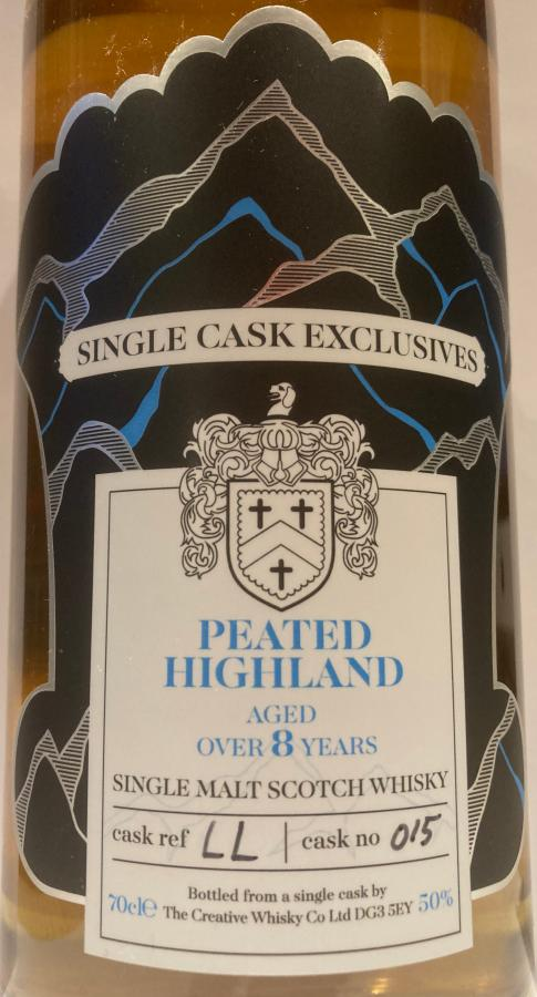 Peated Highland LL015 CWC