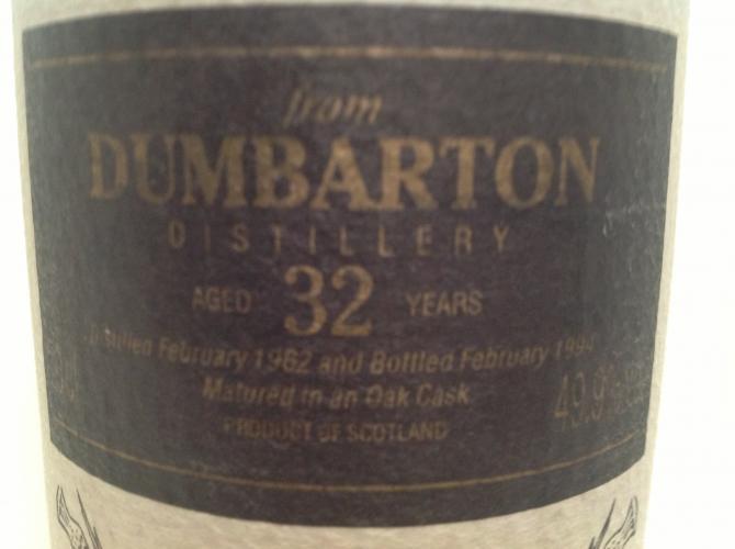 Dumbarton 1962 CA
