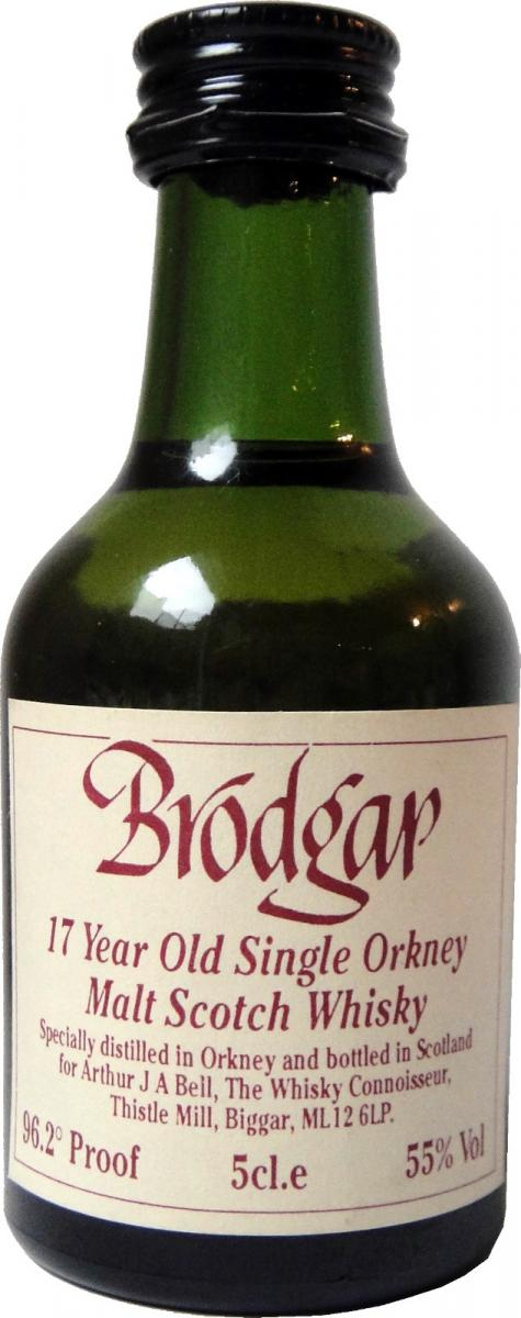 Brodgar 17-year-old WC