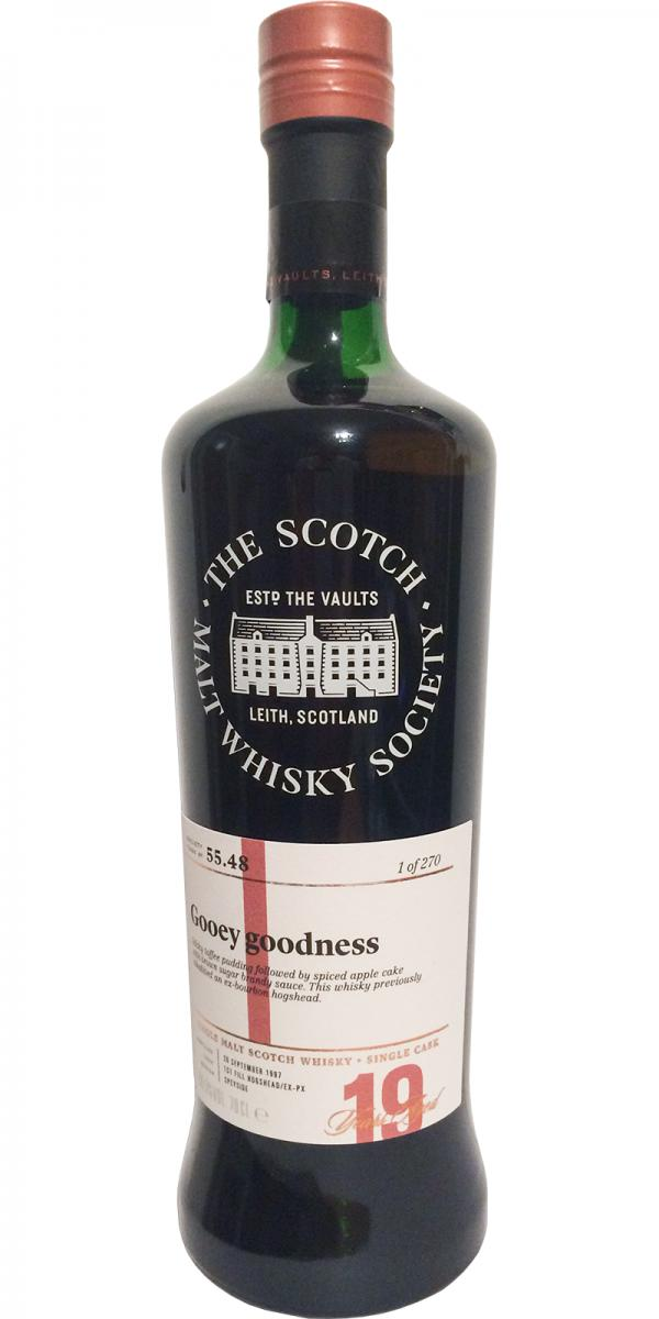 Royal Brackla 1997 SMWS 55.48